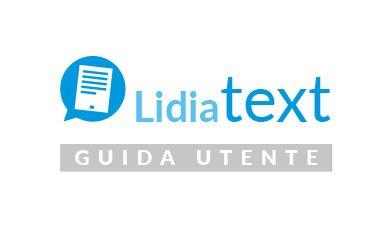 Lidiatext-guida-utente